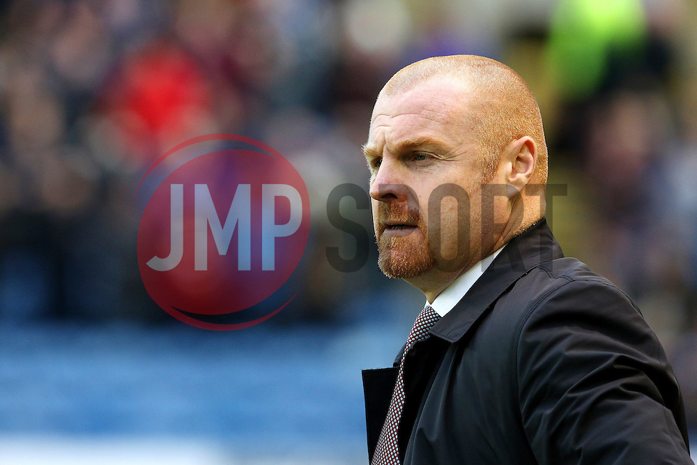 Burnley manager Sean Dyche  - Mandatory byline: Matt McNulty/JMP - 07966 386802 - 28/12/2015 - FOOTBALL - Turf Moor - Burnely, England - Burnley v Bristol City - Sky Bet Championship