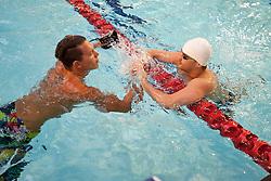 PAUL Kevin, POLTAVTSEV Pavel RSA, RUS at 2015 IPC Swimming World Championships -  Men's 100m Breaststroke SB9