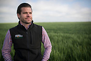 Brady Sidwell farmer, business owner from Goltry Oklahoma.