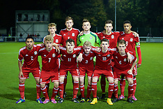 141031 Wales U16 v England U16