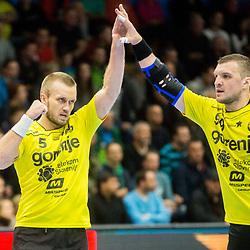 20171125: SLO, Handball -VELUX EHF Champions League, RK Gorenje Velenje vs Kadetten Schaffhausen