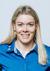 18.05.2019, DB Schenker, Kufstein, AUT, OeSV Portraits, im Bild Andrea Limbacher (Skicross) // Andrea Limbacher (Skicross) during the official Austrian Ski Federation 2019/ 2020 Portrait Session at the DB Schenker in Kufstein, Austria on 2019/05/18. EXPA Pictures © 2019, PhotoCredit: EXPA/ JFK