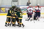 BFA St. Albans vs. Mount Mansfield - Champlain Valley Union Girls Hockey 02/24/18