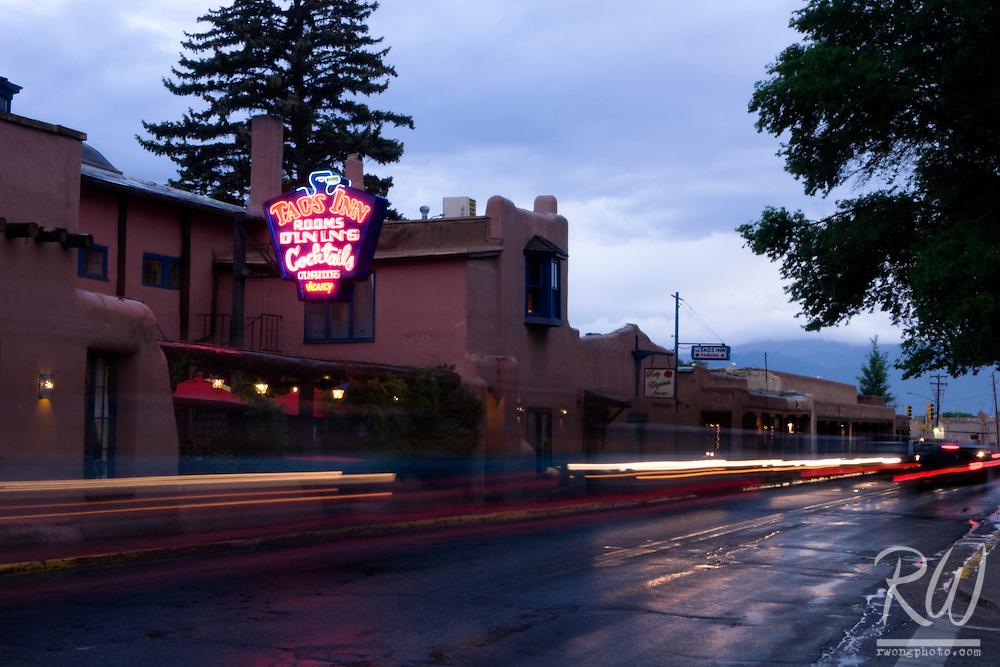 Taos Inn, Taos, New Mexico