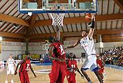 BORMIO 21 LUGLIO 2006 <br /> BASKET TROFEO INTERNAZIONALE DIEGO GIANATTI <br /> CANADA-ITALIA <br /> NELLA FOTO: Mancinelli<br /> FOTO: CIAMILLO-LAPRESSE