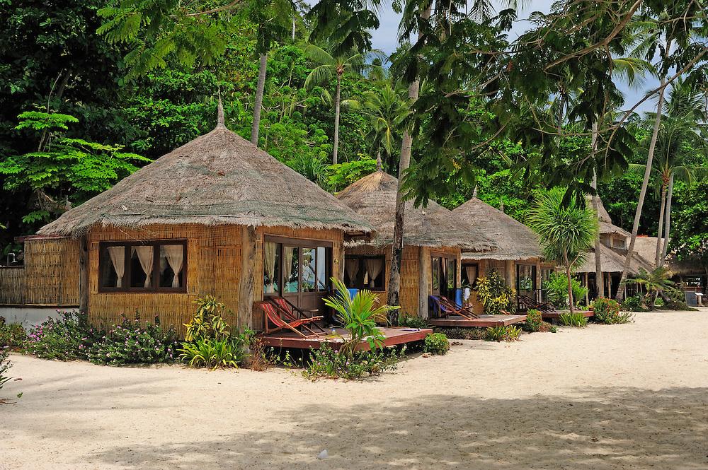 Thapwarin Beach Resort, Koh Hai, Koh Ngai, Thailand