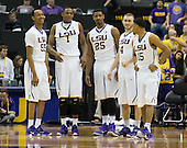 2015 LSU vs Florida SEC Men's Basketball