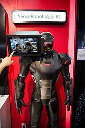 Robot at Shenzhen Hi Tech Fair 2016.