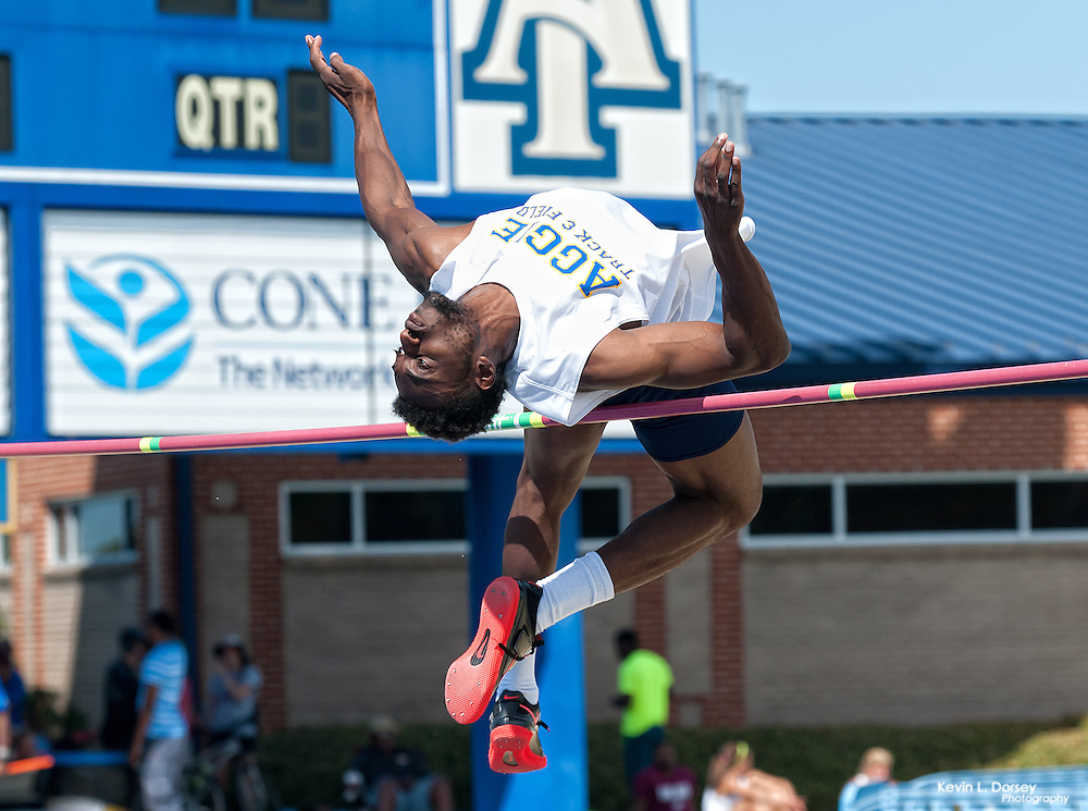 2015 A&T Outdoor Track & Field (Aggie Invite)