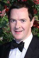 George Osborne, 64th Evening Standard Theatre Awards, Theatre Royal Drury Lane, London UK, 18 November 2018, Photo by Richard Goldschmidt