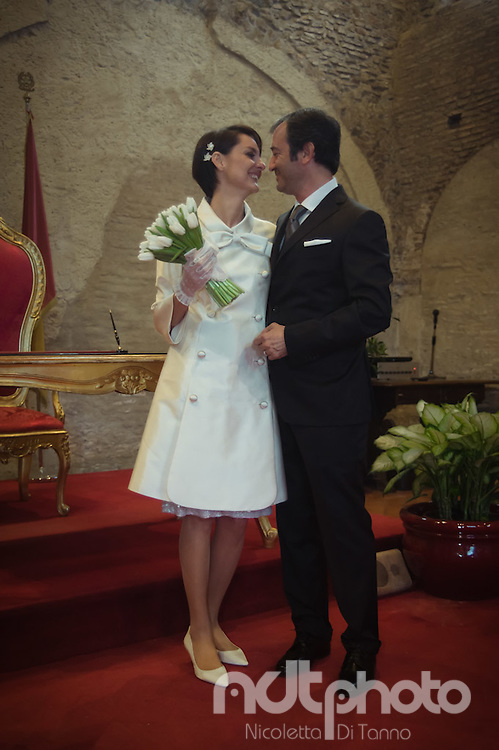 Wedding in Rome / Matrimonio a Roma - Cri&Max