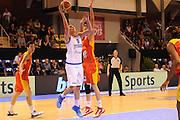 Vannes 16 Giugno 2013 <br /> Eurobasket Women 2013<br /> Italia - Spagna <br /> Nella foto: ilaria zanoni<br /> Foto Ciamillo