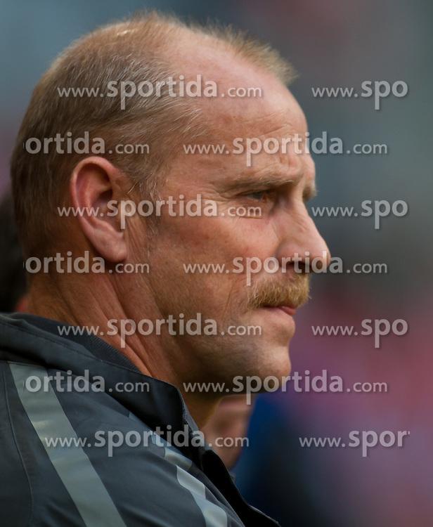 11.09.2010, Allianz Arena, München, GER, 1. FBL, FC Bayern München vs Werder Bremen, im Bild Thomas Schaaf, (Werder Bremen, Trainer), EXPA Pictures © 2010, PhotoCredit: EXPA/ J. Feichter / SPORTIDA PHOTO AGENCY