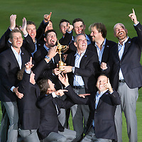 Ryder Cup, Gleneagles, Perthshire...<br />