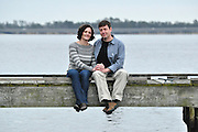 Rob and Kristin Engagement | Photography New Bern