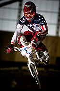 at the UCI BMX Supercross World Cup in Randaberg, Norway.