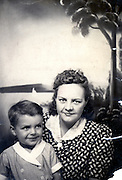Dorothy and Daniel..Circa 1940