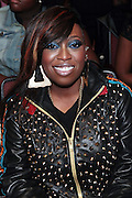 October 13, 2012- Bronx, NY:  Recording Artist Missy Eliott at the Black Girls Rock! Awards presented by BET Networks and sponsored by Chevy held at the Paradise Theater on October 13, 2012 in the Bronx, New York. BLACK GIRLS ROCK! Inc. is 501(c)3 non-profit youth empowerment and mentoring organization founded by DJ Beverly Bond, established to promote the arts for young women of color, as well as to encourage dialogue and analysis of the ways women of color are portrayed in the media. (Terrence Jennings)