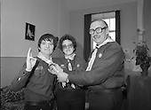 1981 - First Scout Inducted Using Sign Language.   (P6).