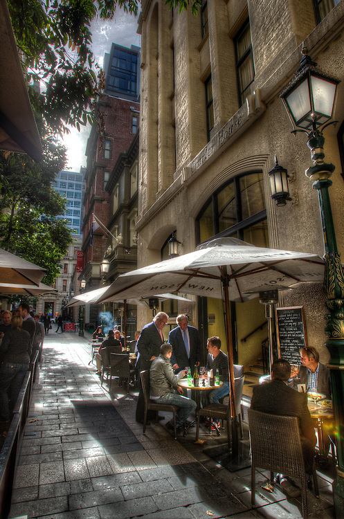 Sunny Melbourne. Bank Place. Pic By Craig Sillitoe CSZ/The Sunday Age.11/05/2012  Pic By Craig Sillitoe CSZ / The Sunday Age melbourne photographers, commercial photographers, industrial photographers, corporate photographer, architectural photographers, This photograph can be used for non commercial uses with attribution. Credit: Craig Sillitoe Photography / http://www.csillitoe.com<br />