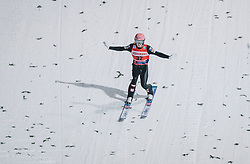 18.01.2020, Hochfirstschanze, Titisee Neustadt, GER, FIS Weltcup Ski Sprung, im Bild Jan Hoerl (AUT) // Jan Hoerl of Austria during the FIS Ski Jumping World Cup at the Hochfirstschanze in Titisee Neustadt, Germany on 2020/01/18. EXPA Pictures © 2020, PhotoCredit: EXPA/ JFK