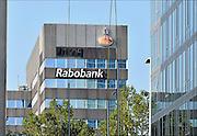 Nederland, Eindhoven, 9-9-2015Kantoor, vestiging van de cooperatieve bank Rabobank.FOTO: FLIP FRANSSEN/ HH