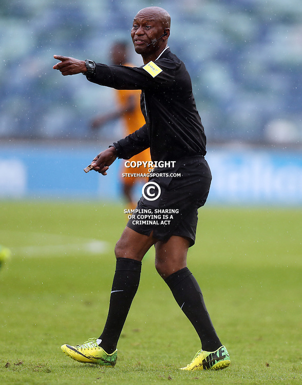 Mr Victor Hlungwani during the Telkom Knockout quarterfinal  match between Kaizer Chiefs and Free State Stars at the Moses Mabhida Stadium , Durban, South Africa.6 November 2016 - (Photo by Steve Haag Kaizer Chiefs)