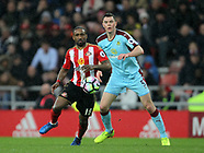 Sunderland v Burnley - 18 March 2017