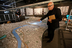 UK ENGLAND LONDON 20APR15 - Peter Murray, Chairman of New London Architecture during an interview at The Building Centre, central London.<br /> <br /> jre/Photo by Jiri Rezac<br /> <br /> © Jiri Rezac 2015