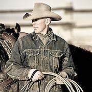Top Hand, Walt Vermedahl, Polson, Montana