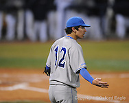 Memphis'  Heath Hatfield pitched against Mississippi at Oxford-University Stadium in Oxford, Miss. on Tuesday, March 2, 2010. Mississippi won 7-2 to improve to 7-1 on the season.