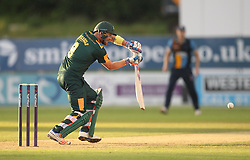 MH Wessels of Notts Outlaws in action - Mandatory by-line: Jack Phillips/JMP - 24/06/2016 - CRICKET - The 3aaa County Ground - Derby, United Kingdom - Derbyshire Falcons v Notts Outlaws - Natwest T20 Blast