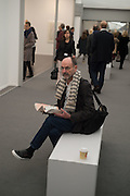 MARK FRANCIS, Opening of Frieze Masters, Regents Park, London 12 October 2015