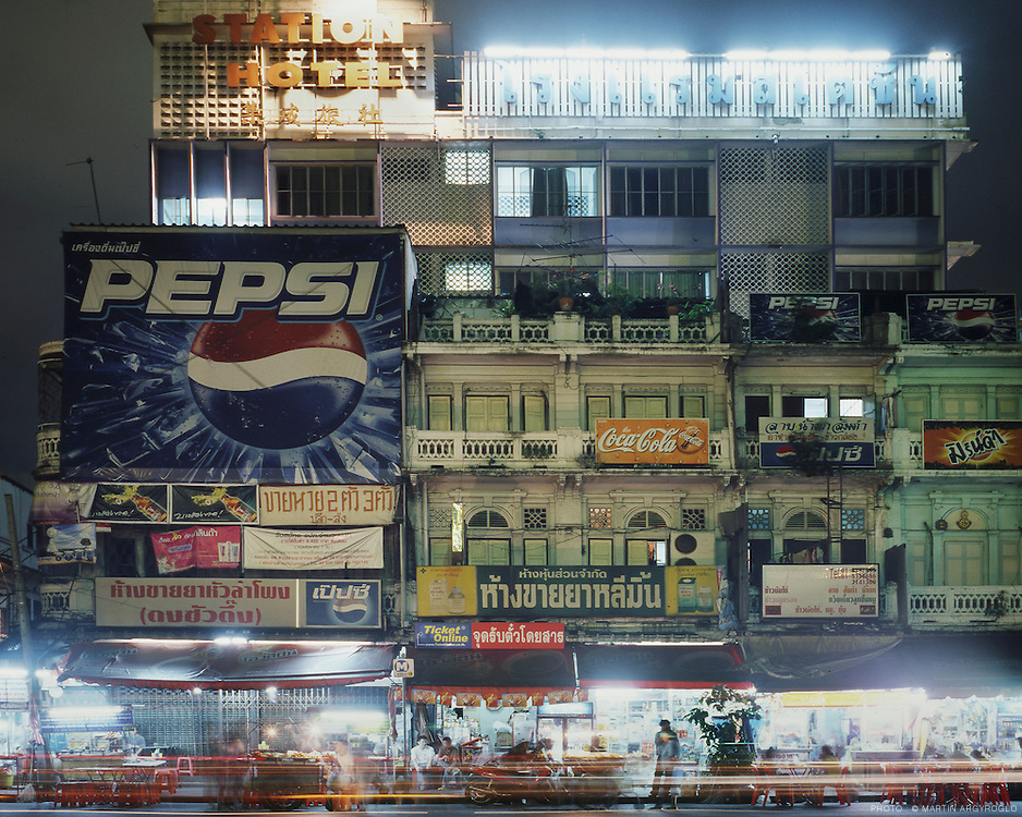 Bangkok, 2007.