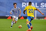 Real Sociedad v Las Palmas - 26 Nov 2017