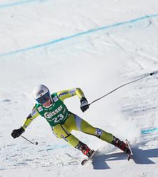 12.01.2013, Karl Schranz Abfahrt, St. Anton, AUT, FIS Weltcup Ski Alpin, Abfahrt, Damen im Bild Lotte Smiseth Sejersted (NOR) // Lotte Smiseth Sejersted of Norway in action during ladies Downhill of the FIS Ski Alpine World Cup at the Karl Schranz course, St. Anton, Austria on 2013/01/12. EXPA Pictures © 2013, PhotoCredit: EXPA/ Johann Groder