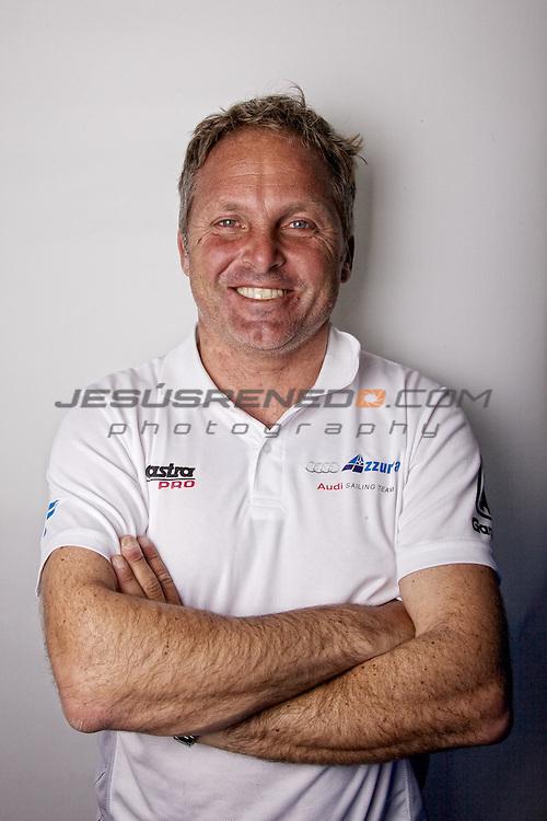 Audi Azzurra sailing Team 2012
