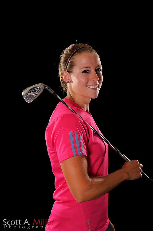 Amy Eneroth during a portrait shoot prior to the LPGA Futures Tour's Daytona Beach Invitational at LPGA International's Championship Courser on March 30, 2011 in Daytona Beach, Florida... ©2011 Scott A. Miller
