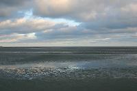 Sandymount strand, Dublin, Ireland