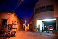 Bicitaxi in Holguin,Cuba.