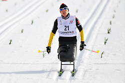 ESKAU Andrea, GER at the 2014 IPC Nordic Skiing World Cup Finals - Middle Distance