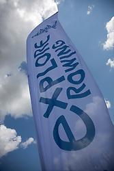 The launch of the British Rowing 'Explore Rowing' scheme held at the River & Rowing Museum in Henley-on-Thames.