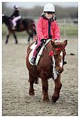 Daisy at Pony day. 24-12-2008