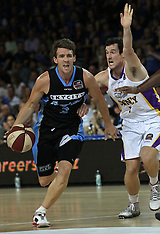 Auckland - Basketball - ANBL Semi Final Playoff 1 - Breakers v Kings