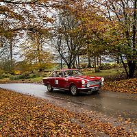 Car 45 Michael Moss / James Ewing