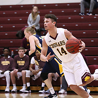 Men's Basketball: Concordia University Chicago Cougars vs. Lakeland College Muskies