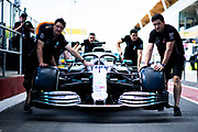 June 6-10, 2019: Canadian Grand Prix. Lewis Hamilton (GBR), Mercedes AMG Petronas Motorsport, F1 W10