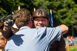 Van Ham Kevin, BEL, Erow van Ons Heem<br /> EC Rotterdam 2019<br /> © Hippo Foto - Sharon Vandeput<br /> 22/08/19