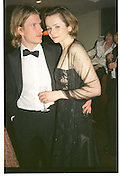 Emily Watson. Miramax post Bafta's party. Noble Rot. 9 April 2000. © Copyright Photograph by Dafydd Jones 66 Stockwell Park Rd. London SW9 0DA Tel 020 7733 0108 www.dafjones.com