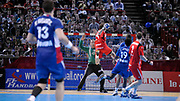 DESCRIZIONE : France Tournoi international Paris Bercy Equipe de France Homme France Islande 17/01/2010<br /> GIOCATORE : Omeyer Thierry Asgeirsson Sturla<br /> SQUADRA : France<br /> EVENTO : Tournoi international Paris Bercy<br /> GARA : France Islande<br /> DATA : 17/01/2010<br /> CATEGORIA : Handball France Homme Action<br /> SPORT : HandBall<br /> AUTORE : JF Molliere par Agenzia Ciamillo-Castoria <br /> Galleria : France Hand Homme 2009/2010  <br /> Fotonotizia : France Tournoi international Paris Bercy Equipe de France Homme France Islande 17/01/2010 <br /> Predefinita :